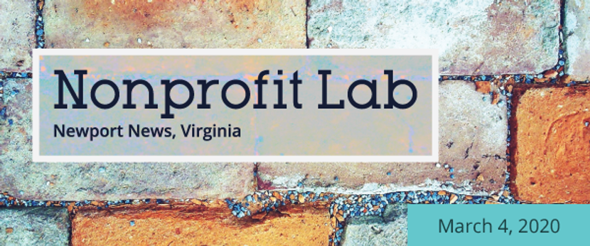 2020 Noprofit Conference Virginia