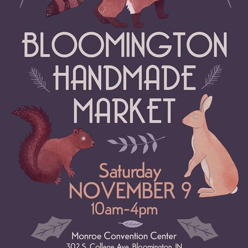 Bloomington Handmade Market