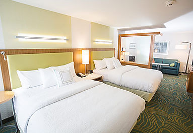 Find hotels downtown Bloomington, Indiana