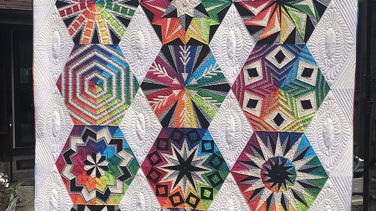 Bloomington Quilters Guild: Quilts from the Heartland Show – October 29