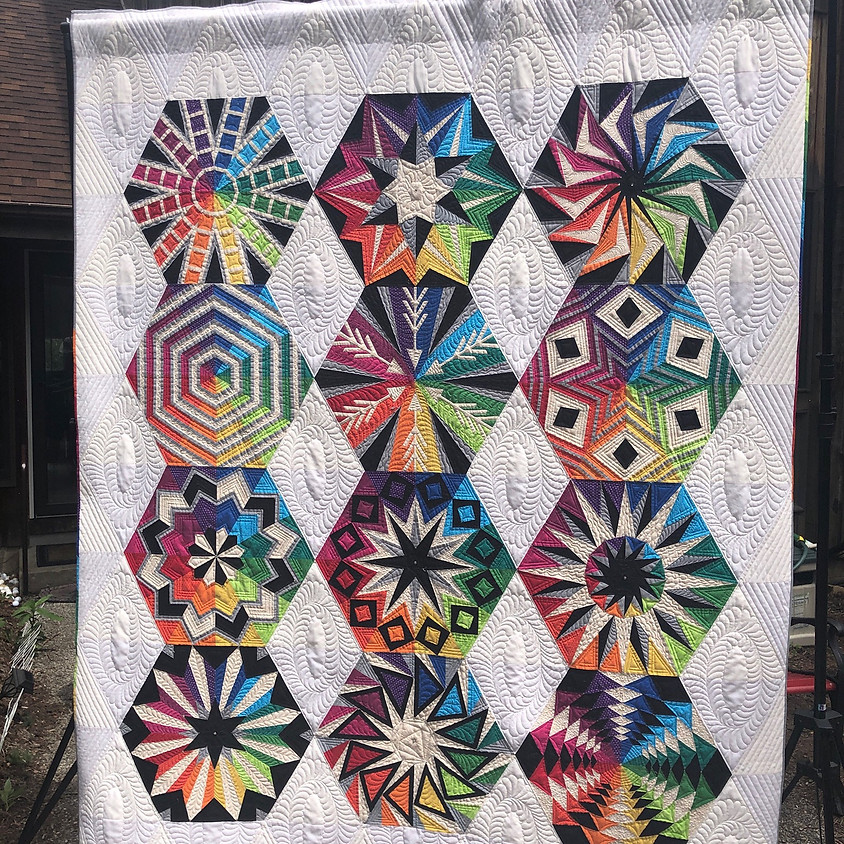 Bloomington Quilters Guild Show – October 9
