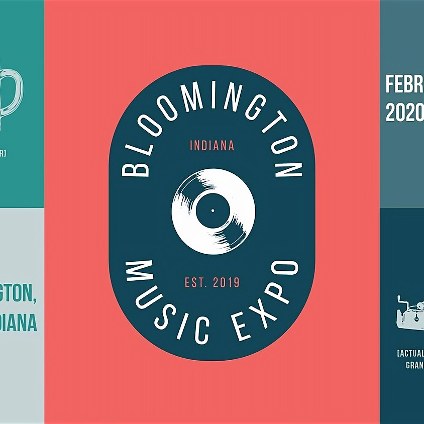 2nd Annual Bloomington Music Expo