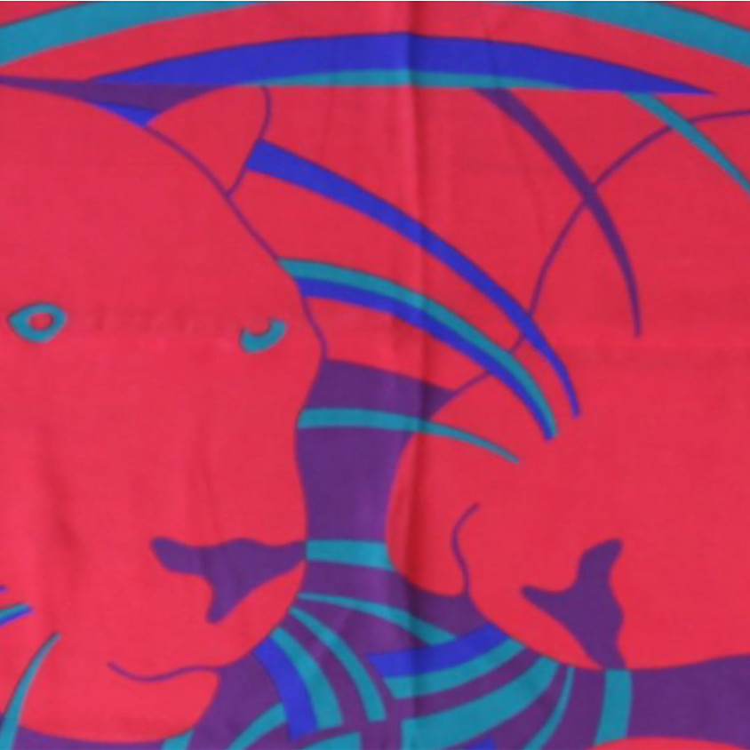 940s-90s Scarves and Benefit Sale