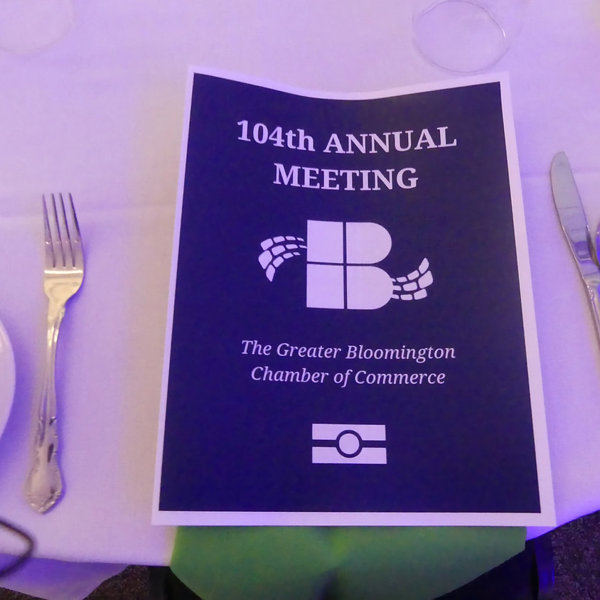 Chamber Annual Meeting & Community Awards