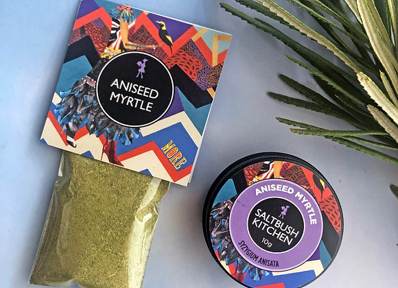 Aniseed Myrtle Spice Pack