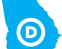 Democratic Party of GA Celebration (online) Oct. 12, 2021