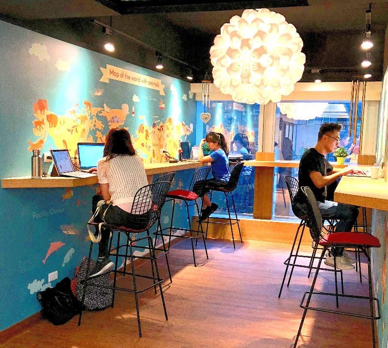 SkyCo大安忠孝 Skyco Coworking Space Da'an Zhongxiao