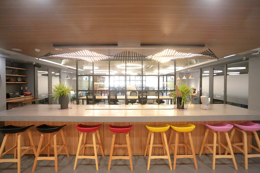 skyco working space 共享工作空間