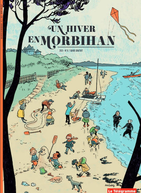 Un hiver en Morbihan 2021