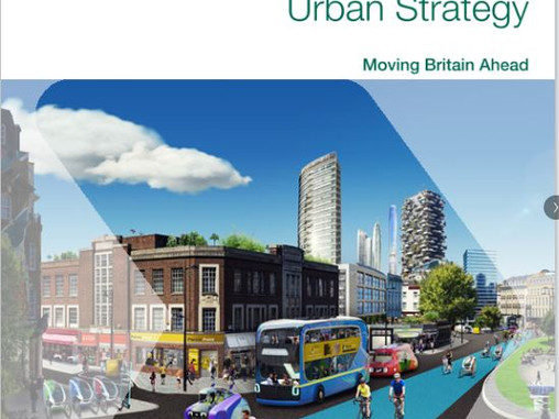 The Future of Mobility: Urban Strategy Document Review
