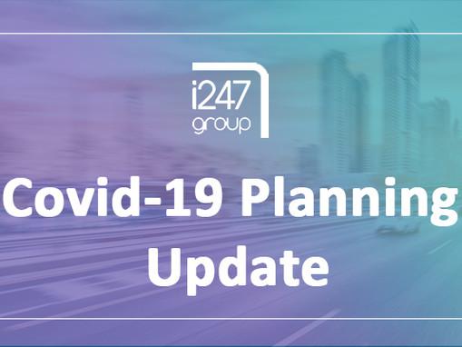 """i247 Group """"Coronavirus Planning Update"""""""