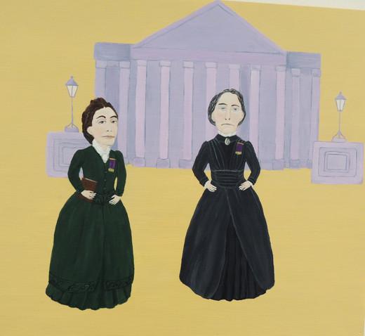 Virginia Minor V. Happersett, 1874