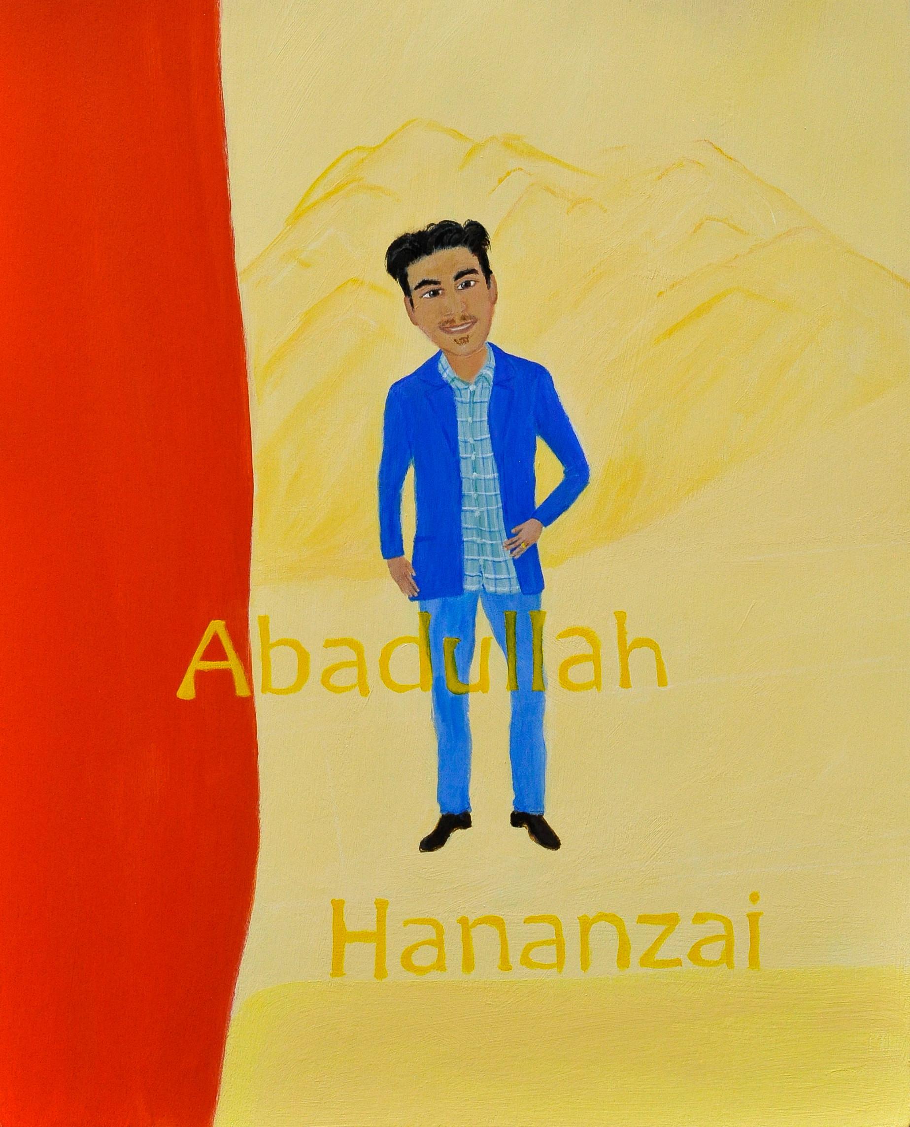 Abadullah Hananzai