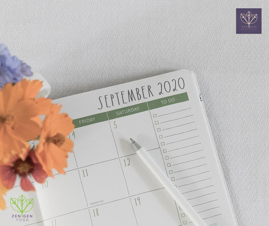Pencil in these yoga, essential oil & other natural wellness events to your [family] September calendar