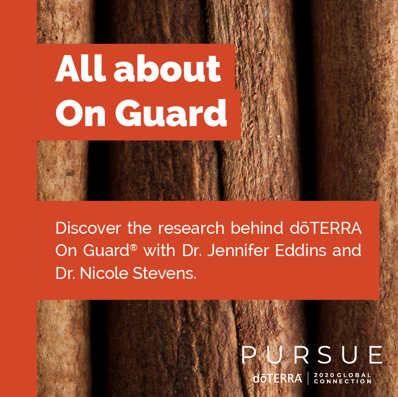 doTERRA On Guard Science