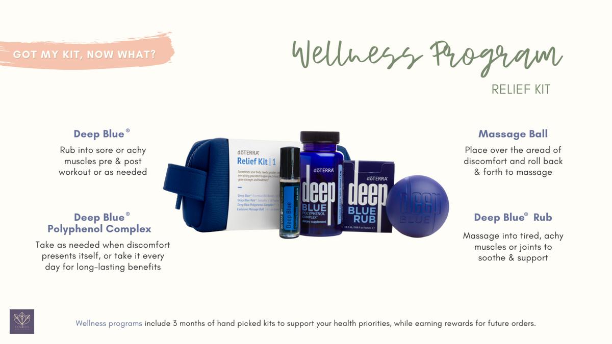 Relief Wellness Program
