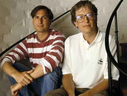 Steve Jobs precisou de 20 anos para entender o que Bill Gates já sabia