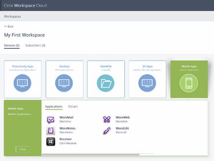 Citrix anuncia o Workspace Cloud como novo paradigma para TI sob demanda
