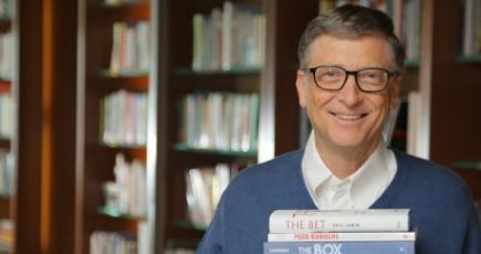 Bill Gates lança centro de coleta de dados sobre doenças.