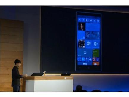 Windows 10 para celular funcionará como extensão do seu PC