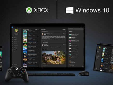 Windows 10 fará 'streaming' de games do Xbox One