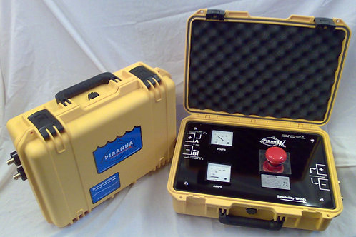 PIRANHA UTILITY CASE - WELDING & CUTTING CONTROL & SAFETY SWITCH