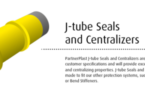 Custom J-tube Seals and Centralizers