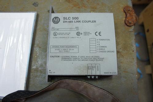 A-B, DH-485, Link Coupler,    SLC-500