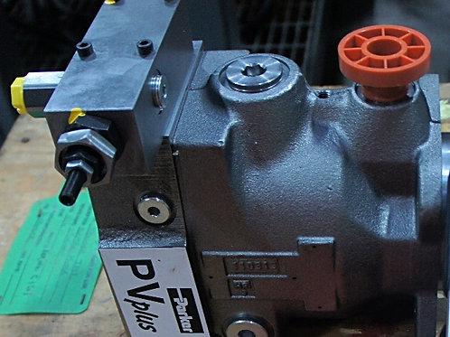 Parker Hydraulic Pump - PV023R1K1T1NMRC Teckmar PMS pump