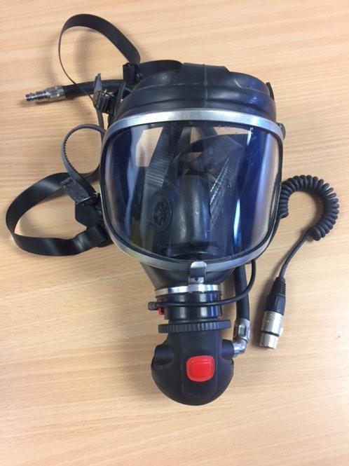 Drager BA Mask c/w Comms Set
