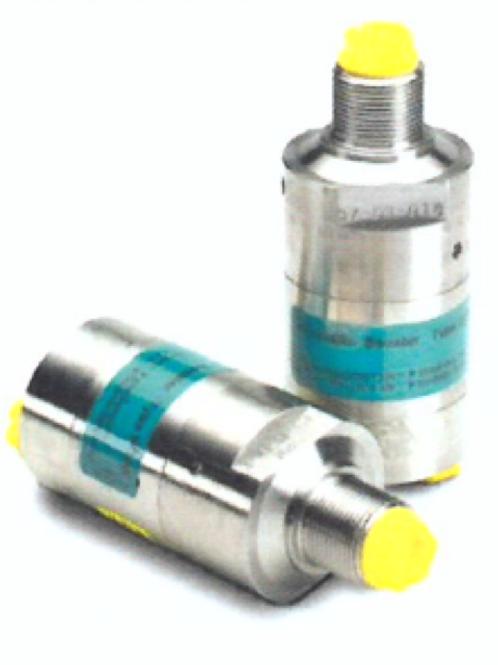 """Hydraulic Mini Booster S/S Body, 1/4"""" BSP 4:1 800bar Max"""