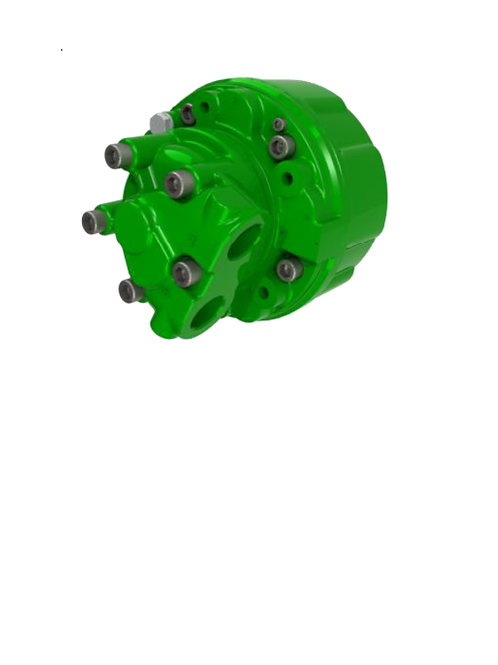 SAI Hydraulic Motor 60cc, male 28 UNI Shaft