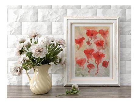 Une fleur pour la vie - A flower for life