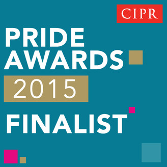 CRYSTAL PR NAMED FINALIST IN 2015 CIPR PRIDE AWARDS