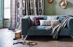 Designer Sofa Interiors soft furnishings
