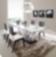 Designer Sofa Interiors table