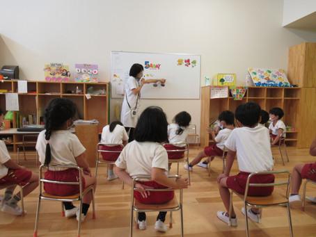 カスミ食育教室