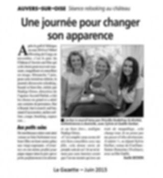 Accord Parfait agence de Conseil en Image organise un salon Beauté et Bien-Être au Château d'Auvers sur Oise