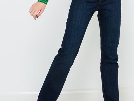 Les différentes formes de Jeans