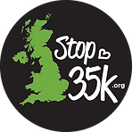 Stop35k logo