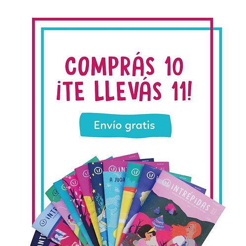 Promo colección completa - 11 por 10 - envio gratis