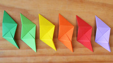 Origami al cubo (parte A)
