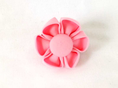 pink - flower bow