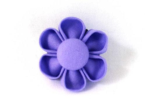 light purple - flower bow