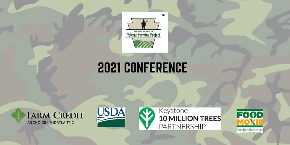 2021 PA Veteran Farming Conference