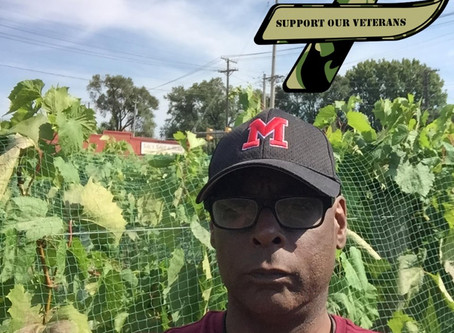 Jason Puryear attends Armed to Farm Ohio