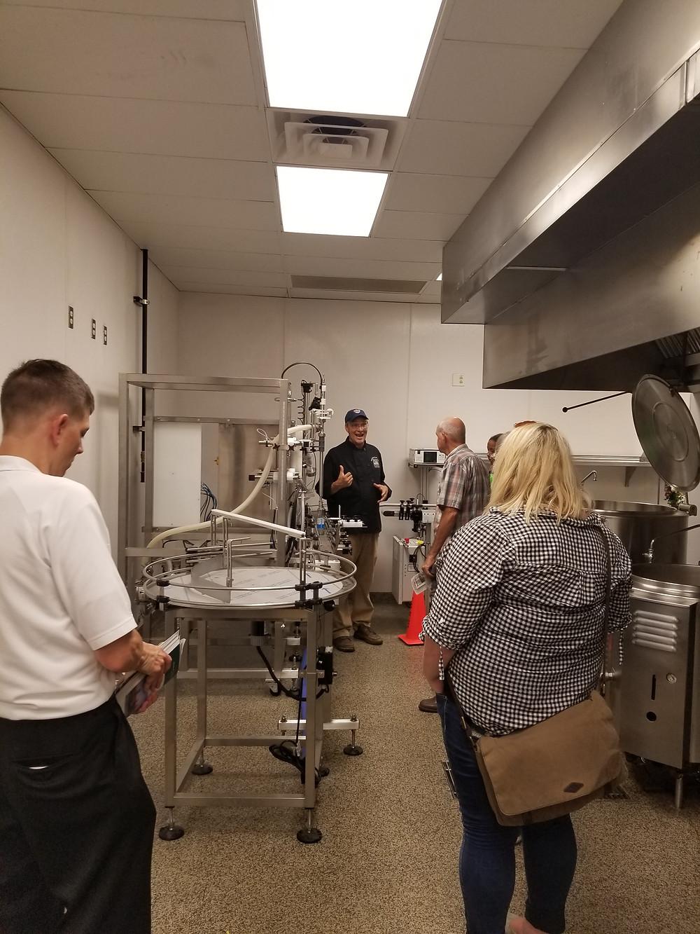 Republic Food Enterprise commercial kitchen for rent