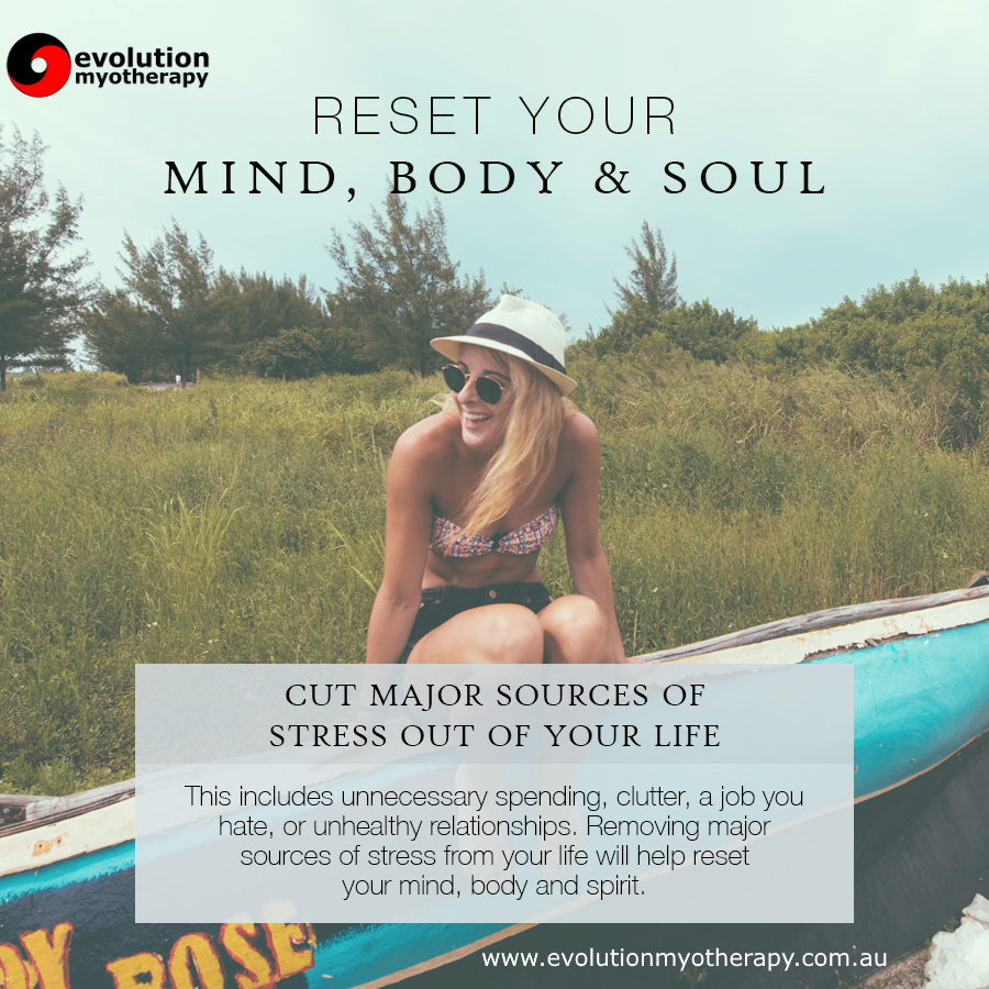 Reset Your Mind, Body & Soul #15