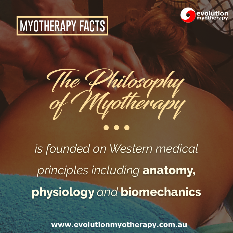 Myotherapy Facts #7