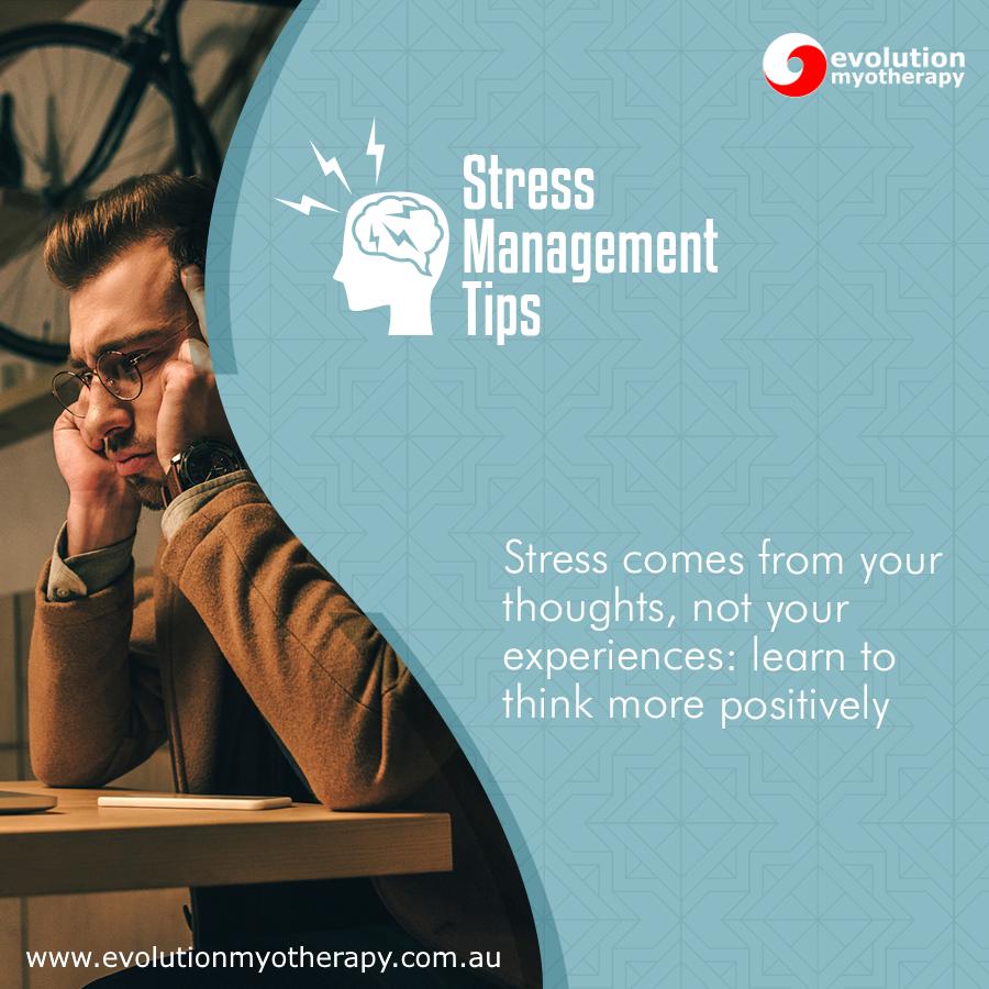 Stress Management Tips #18